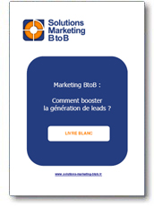 Marketing B to B : Comment booster votre génération de leads ?