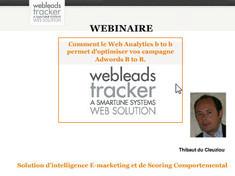 Webinaire Webleads Tracker