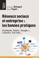 """Webleads Tracker interviewé dans le livre """"Réseaux sociaux et entreprises : Les bonnes pratiques"""""""