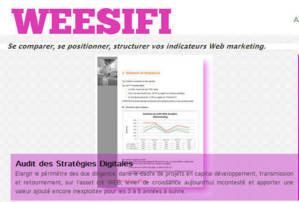 Weesifi nous donne les cles du paradis en Marketing B2B