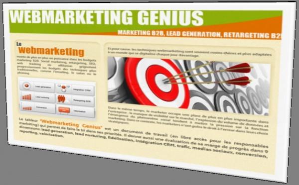 Télécharger le Tableur Marketing Genius