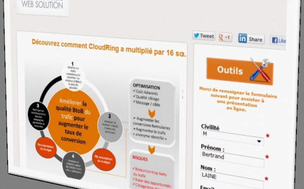Améliorez la conversion de vos campagnes B2B AdWords