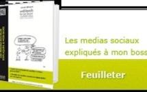 """Webleads Tracker vous offre un extrait du livre """"Les medias sociaux expliqués à mon boss"""""""