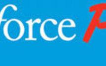 """Webleads Tracker """"killer Apps"""" partenaire de Salesforce"""
