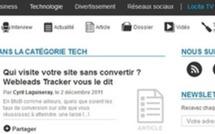 Qui visite votre site sans convertir ? Webleads Tracker vous le dit