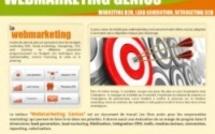 Le blog B2B parle de Webmarketing Genius