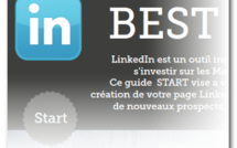 Best Practice LinkedIn (START) Infographic